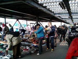 大井競馬場フリーマーケット